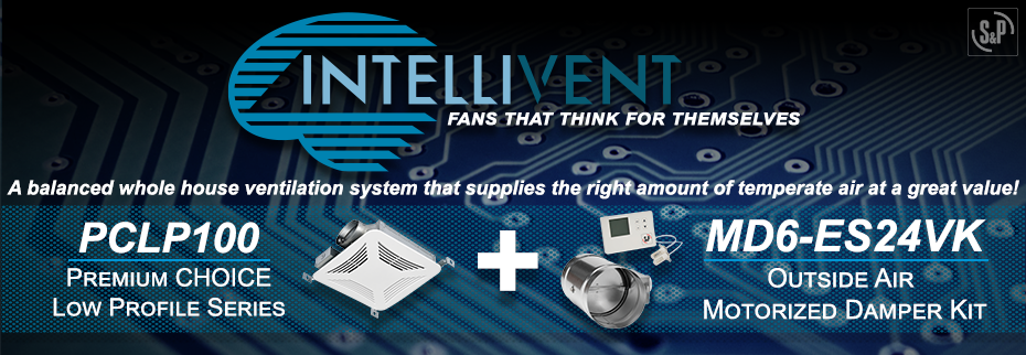 INTELLIVENT: Fans That Think For Themselves